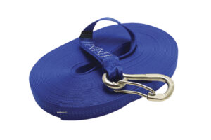 Product Image for Single Jackline with Clip, Blue, C0240-H-B