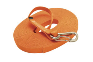 Product Image for Single Jackline with Clip, Orange, C0240-H-O