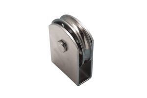 Product Image for Stainless Steel Surface Mount Block