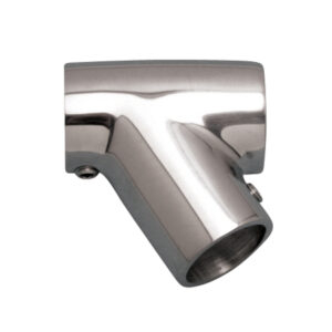 Product Image for Stainless Steel Tee Rail, Universal, 60 Degree